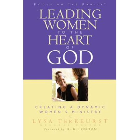 Leading Women to the Heart of God - eBook