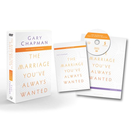 the marriage youve always wanted small group experience