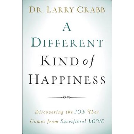 a different kind of happiness paperback