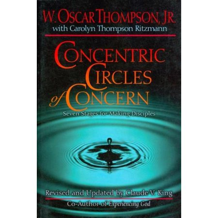 concentric circles of concern from self to others through life style evangelism ebook