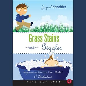 Grass Stains and Giggles - Audiobook