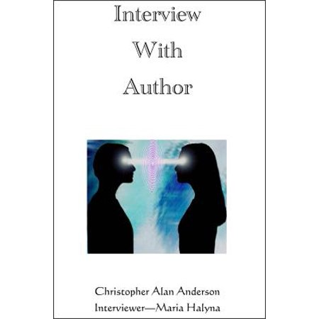Interview With Author - eBook