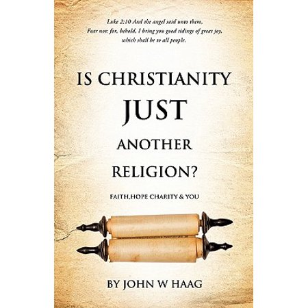 is christianity just another religion