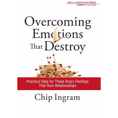 overcoming emotions that destroy dvd series study guide