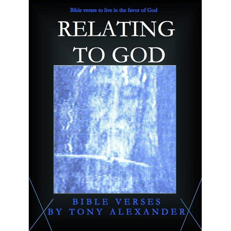 relating to god bible verses ebook