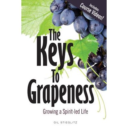 the keys to grapeness paperback