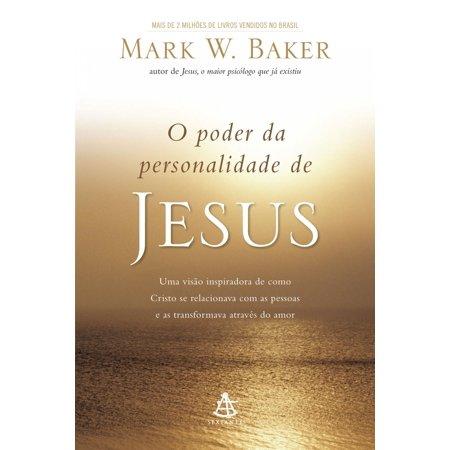 o poder da personalidade de jesus ebook