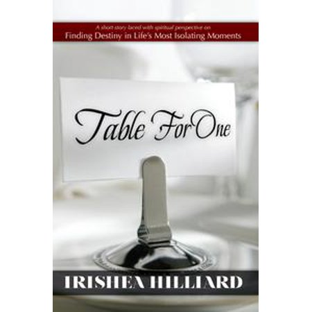 table for one ebook