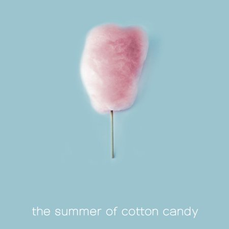 the summer of cotton candy audiobook