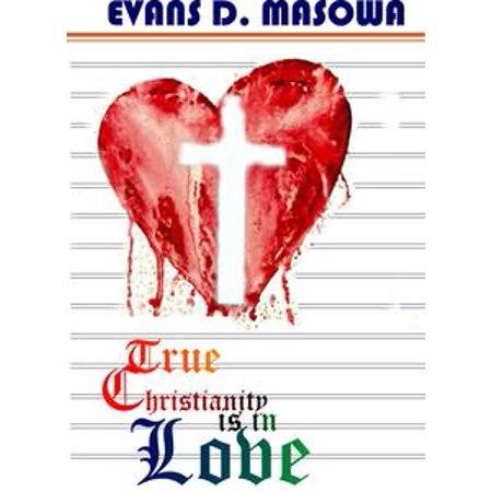 true christianity is in love ebook