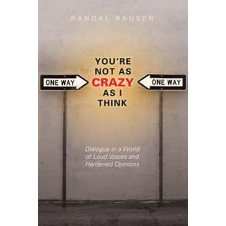 youre not as crazy as i think ebook
