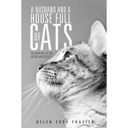 a husband and a house full of cats paperback