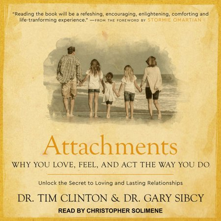 attachments audiobook