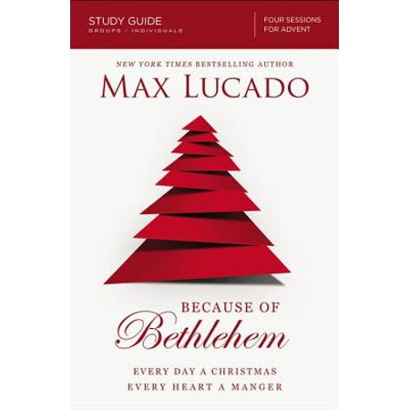 because of bethlehem study guide ebook