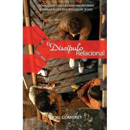 el discipulo relacional como dios usa la comunidad para formar a los discipulos de jesus