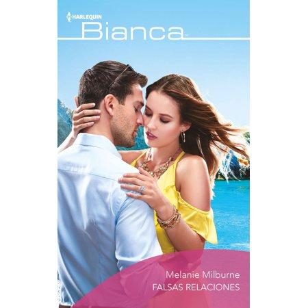 falsas relaciones fake relationships paperback