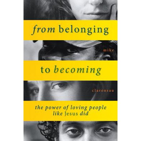 from belonging to becoming ebook