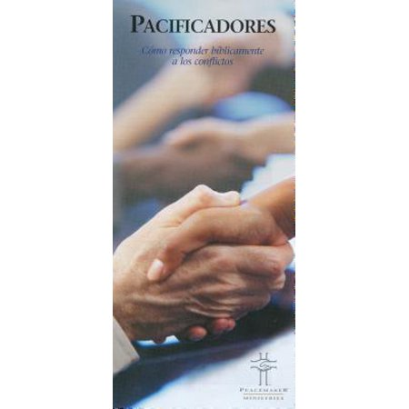 pacificadores spanish pamphlets 10 pack