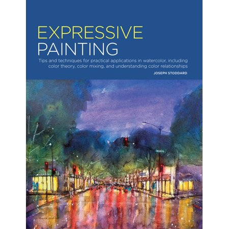 portfolio expressive painting tips and techniques for practical applications in watercolor inclu