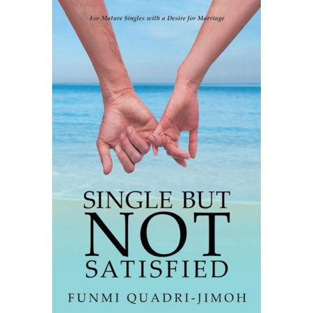 single but not satisfied ebook