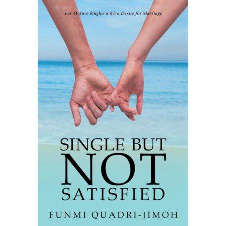 single but not satisfied ebook