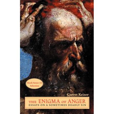 the enigma of anger paperback