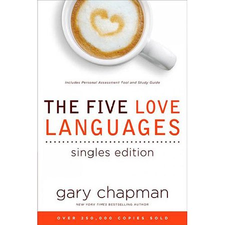 the five love languages singles edition gary chapman paperback