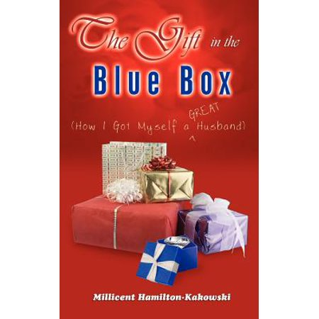 the gift in the blue box