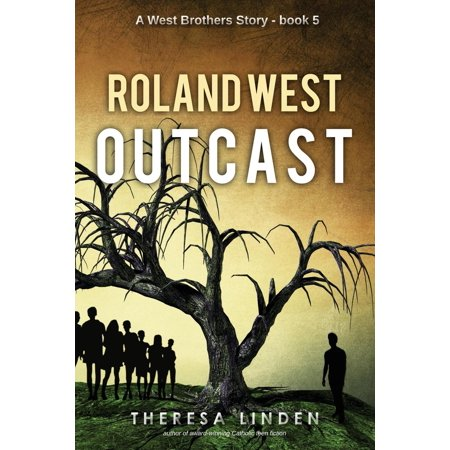 west brother roland west outcast paperback