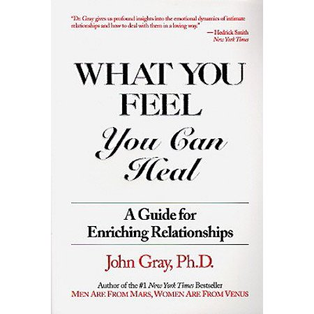 what you feel you can heal a guide for enriching relationships