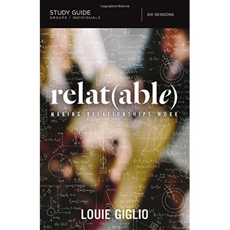 1560564001 999 relatable study guide making relationships work