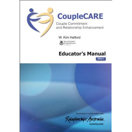 couplecare couple commitment and relationship enhancement ed ii educatoras manual