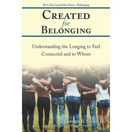 created for belonging ebook