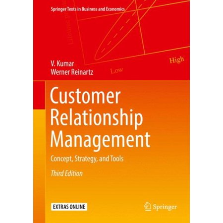 customer relationship management concept strategy and tools
