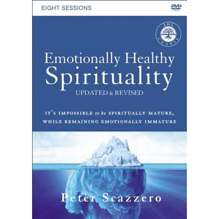 emotionally healthy spirituality course a dvd study updated edition discipleship that deeply cha