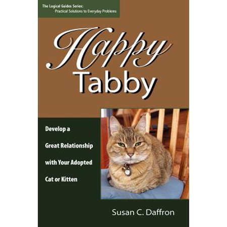 happy tabby develop a great relationship with your adopted cat or kitten