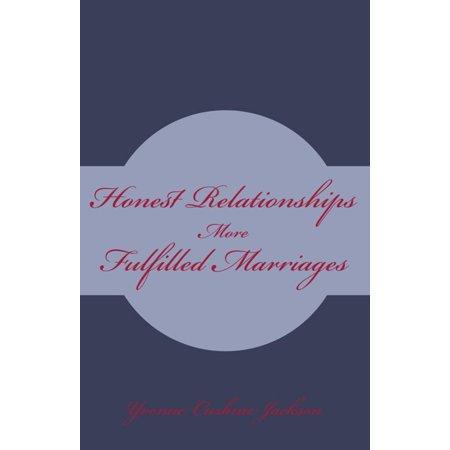 honest relationships ebook