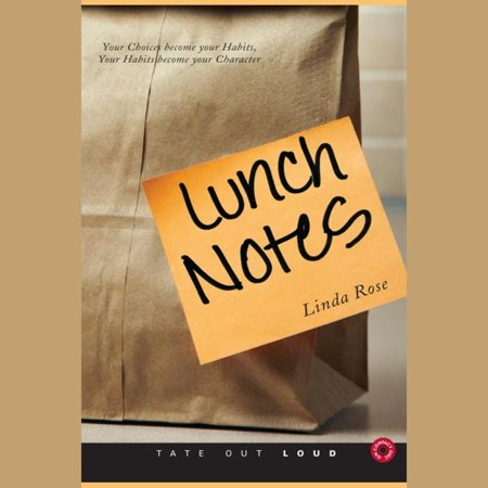 lunch notes audiobook
