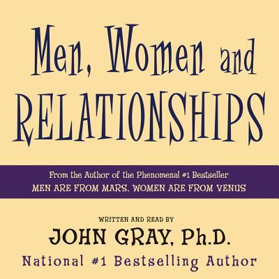 men women and relationships audiobook