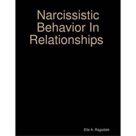 narcissistic behavior in relationships ebook