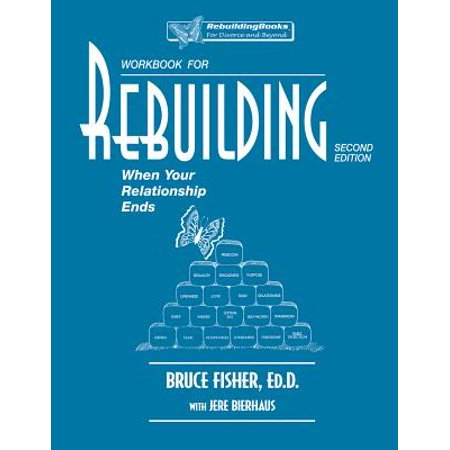 rebuilding workbook when your relationship ends