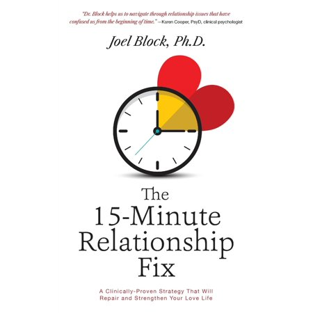 the 15 minute relationship fix paperback