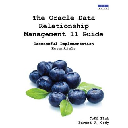 the oracle data relationship management 11 guide successful implementation essentials