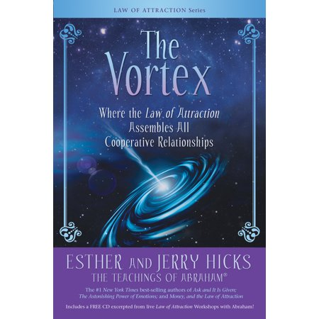 the vortex where the law of attraction assembles all cooperative relationships