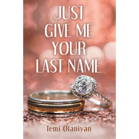just give me your last name ebook