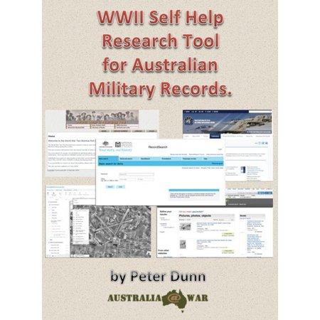 wwii self help research tool ebook
